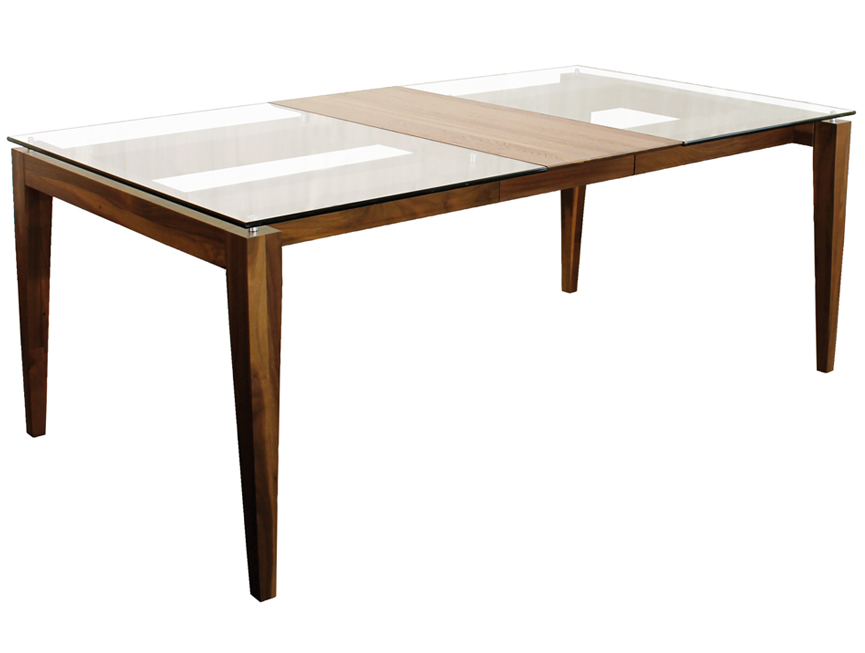 Table de salle manger extensible verbois for Table salle a manger quebec